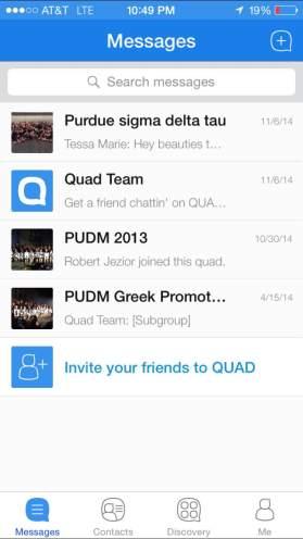 Quad App Review Andrea Gingerich Dot Me